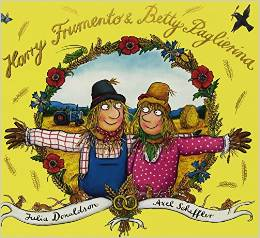 Harry Frumento e Betty Paglierina copertina