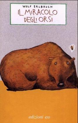 Copertina de Il miracolo degli orsi