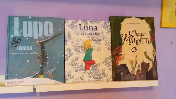 3 albi illustrati finalisti Premio Orbil 2015