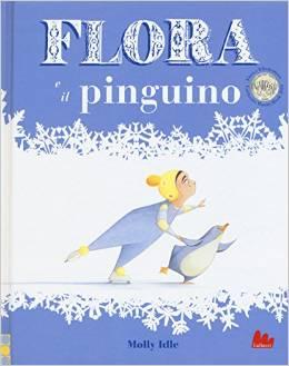 copertina di Flora e il pinguino