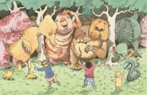 i mostri e le bestie