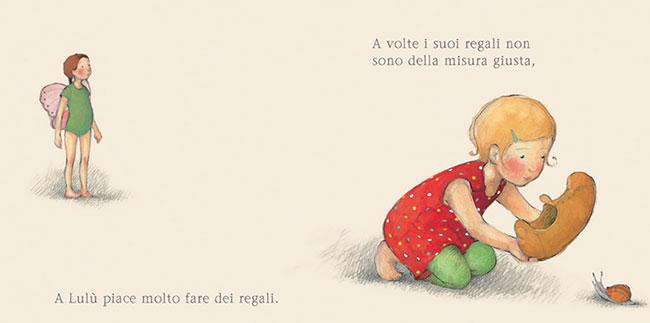 I regali di Lulù pubblicato da Lo editions