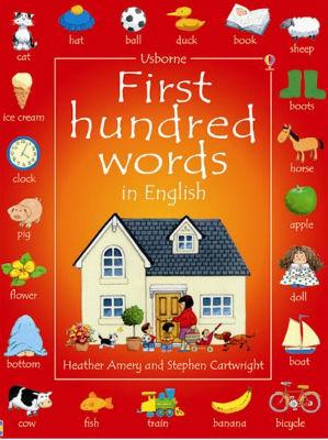 libri delle parole-FirstHundredWords-copertina
