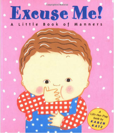 Excuse me cover