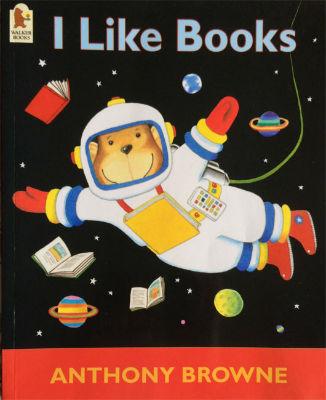 copertina di I Like Books