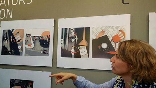 Mostra illustratori castagnoli