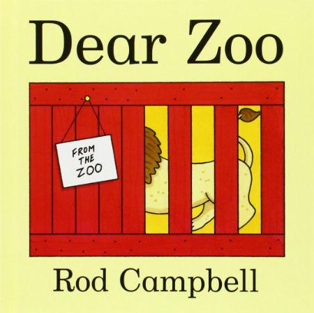 Letture in inglese per bambini piccoli Dear Zoo