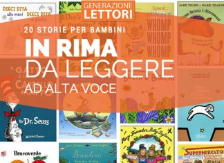 20 storie in rima per bambini