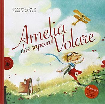 copertina di Amelia che sapeva volare