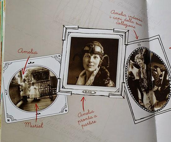 biografia di Amelia Earhart