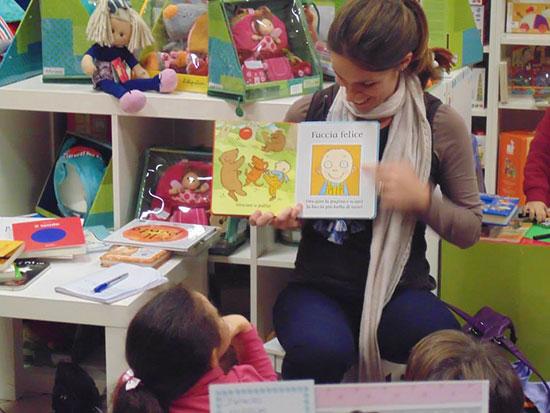 libri per bambini piccoli: Faccia buffa