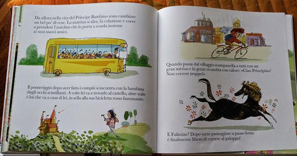 ultime pagine del libro