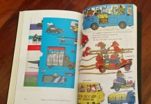 illustrazioni di Richard Scarry