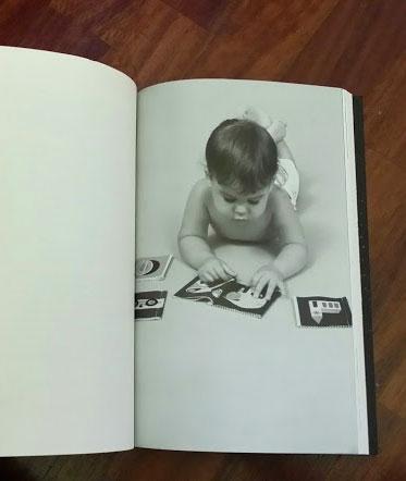 il primo libro di stoffa
