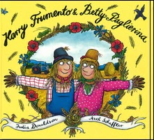 Harry Frumento e Betty Paglierini