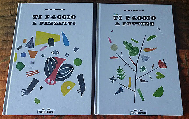 i due libri di Chiara Armellini