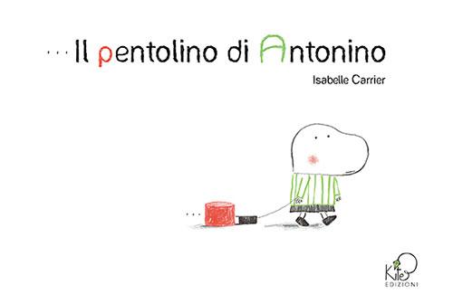 Il pentolino di Antonino cover