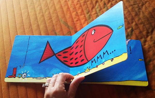 il pesce fa MMM
