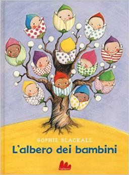 l'albero dei bambini copertina