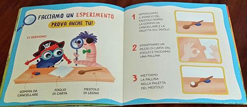 esperimenti di bebo e bice