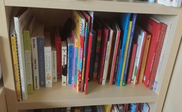 libri inglesi e storie