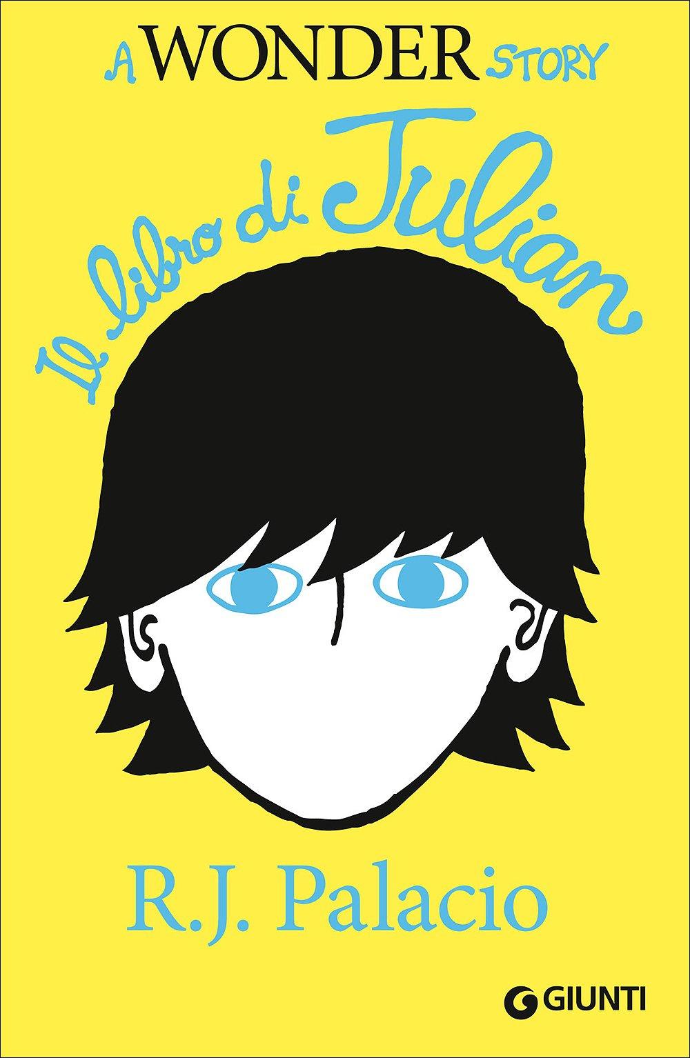 Il libro di Julian copertina