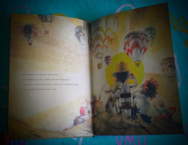 il bambino protagonista del libro