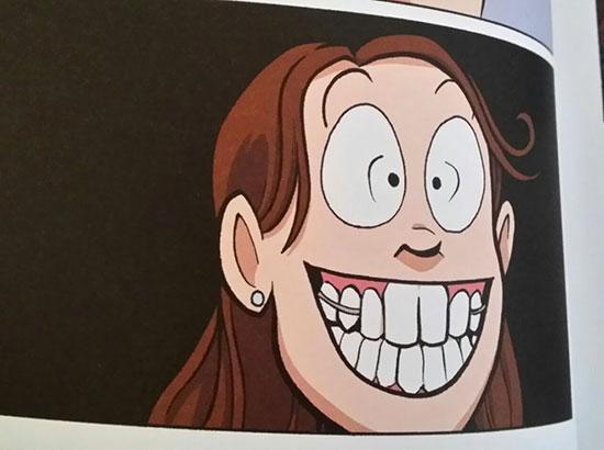 Raina e i dentoni