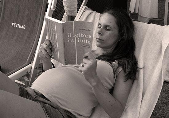 """Mentre leggo """"Il lettore infinito"""""""