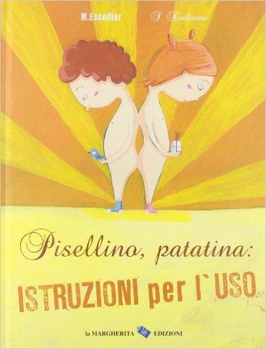 copertina di Pisellino patatina