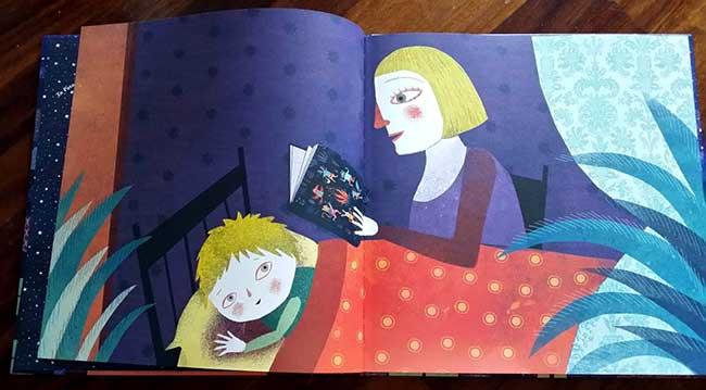 Mentre tu dormi una storia della buonanotte silenziosa for Piani di libri da favola