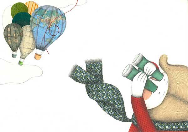 illustrazione di Zio Ventone
