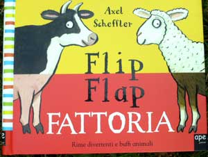 Flip Flap cover