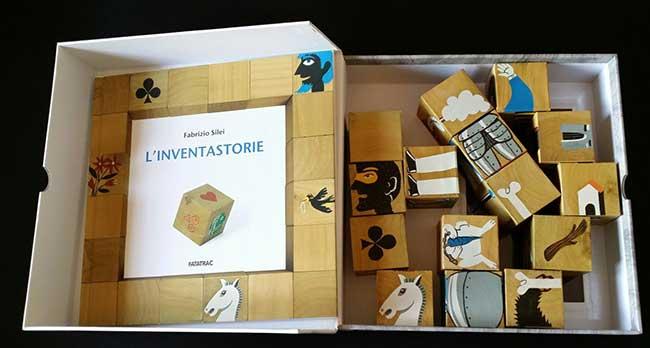 confezione de L'Inventastorie