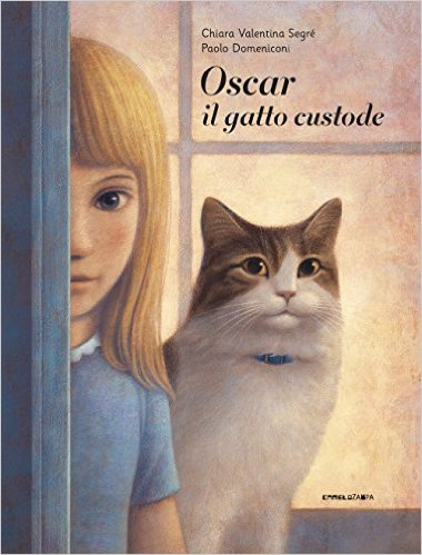 Oscar il gatto custode copertina