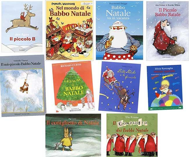 Storia Babbo Natale Bambini.10 Storie Di Natale Con Babbo Natale Libri Per Bambini E App Di Qualita Milkbook