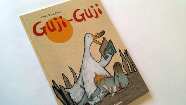 copertina di Guji-Guji
