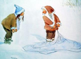 Copertina de Il mio piccolo Babbo Natale