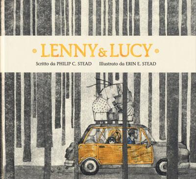 copertina di lenny e lucy
