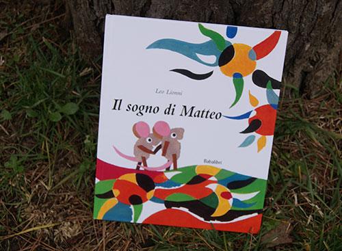 copertina del libro Il sogno di Matteo