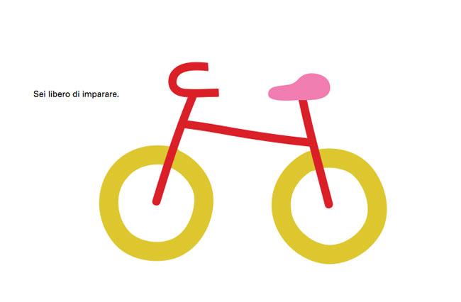 Immagine della bicicletta