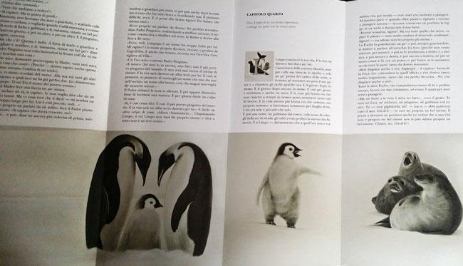 Il pinguino senza frac un 39 edizione di lusso for 1 piani di lusso di una storia