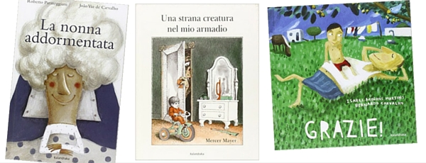 I libri più venduti nel 2015 kalandraka