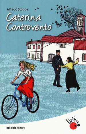 copertina di Caterina Controvento di Alfredo Stoppa