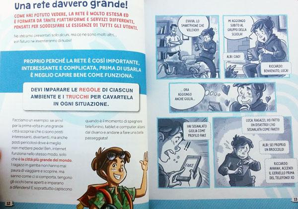 pagine interne del libro