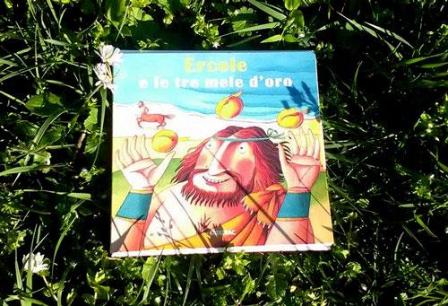 miti greci per bambini: Ercole e le tre mele d'oro