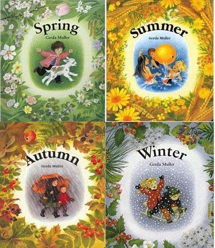 stagioni di Gerda Muller