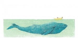 la balena gigante