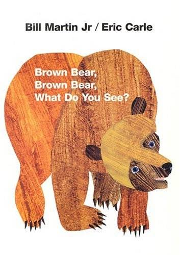 cover di Brown Bear
