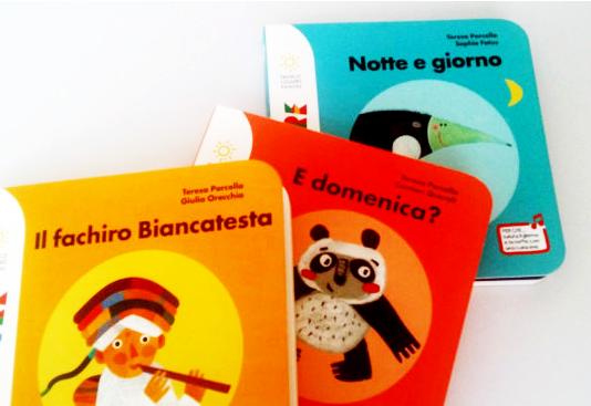 libri della collezione franco panini